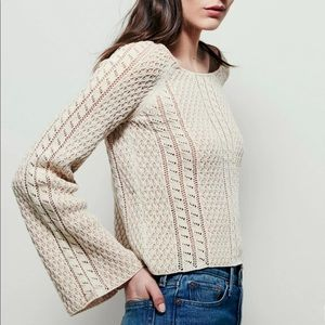 Free People Sweaters - Free People Emma Bell Pullover